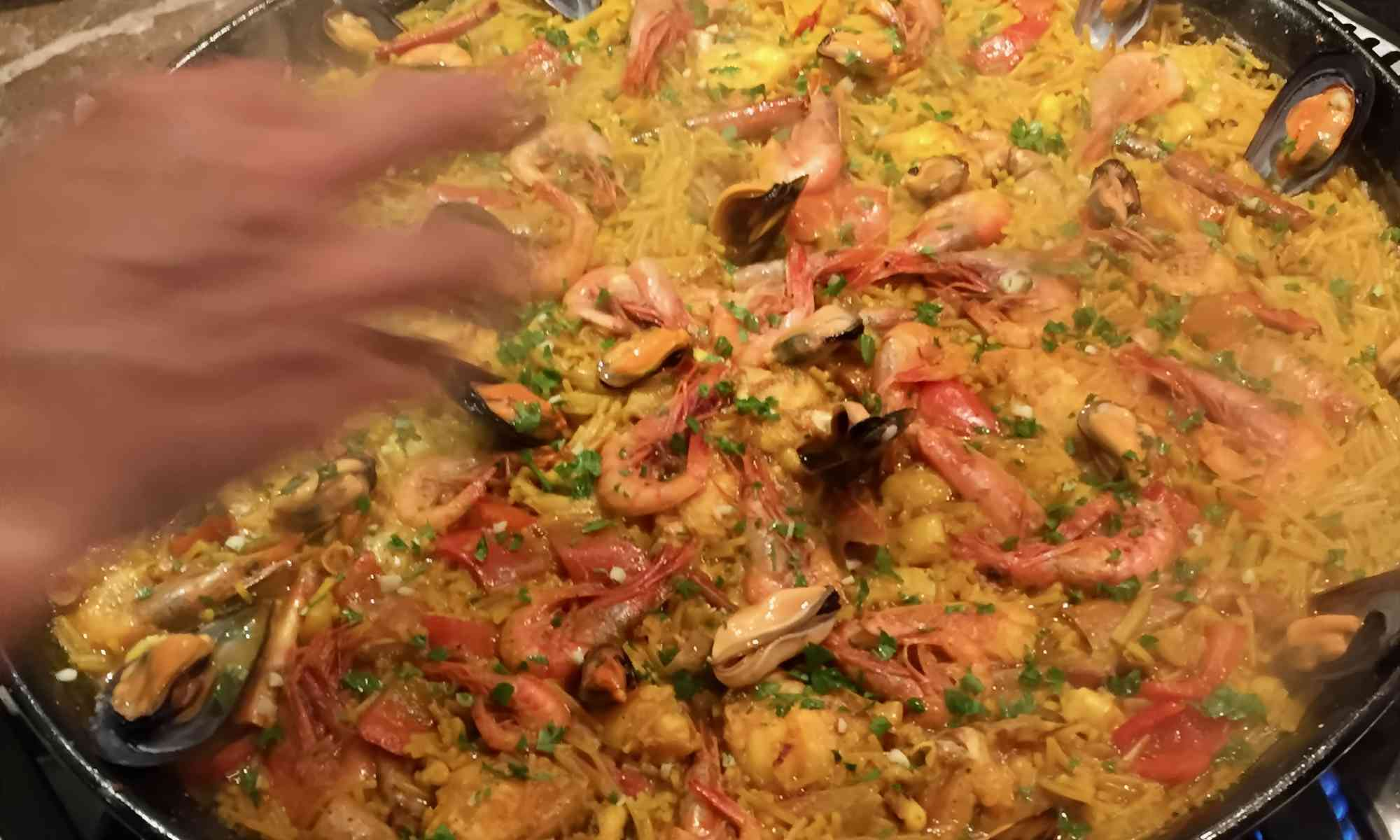 Cooking lesson - Paella - Pollensa Private Chefs