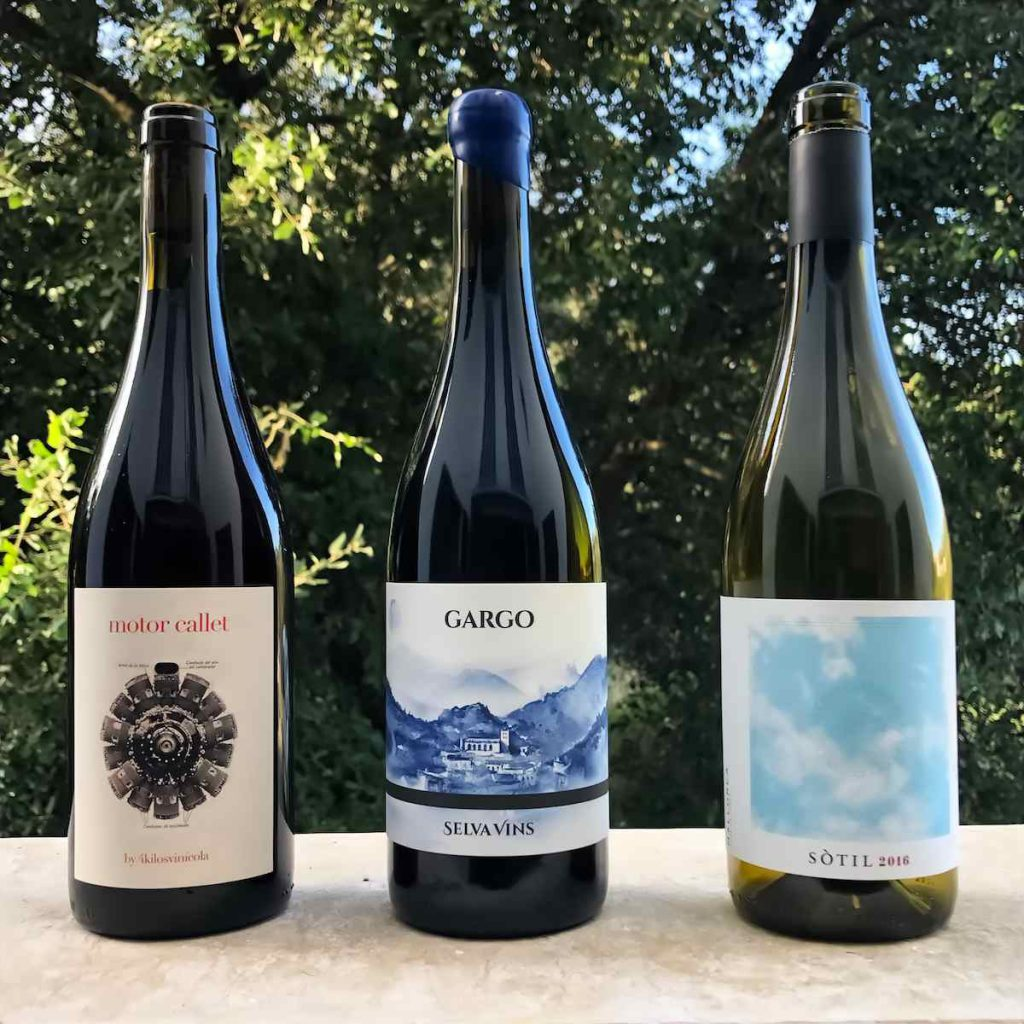 Local wine selection from Mallorca - Pollensa Private Chefs
