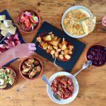 Pollensa Private Chefs - Villa chef - Tapas selection